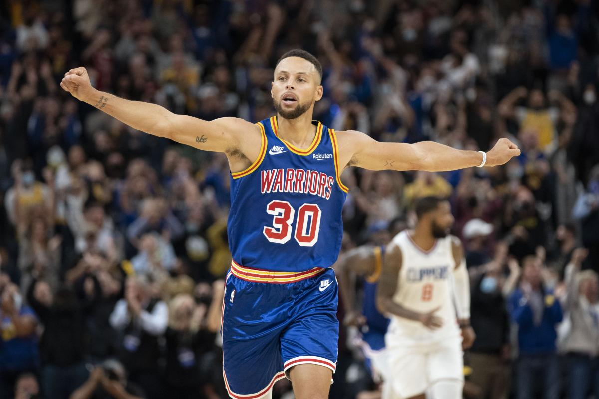 Steph Curry/Foto: REUTERS
