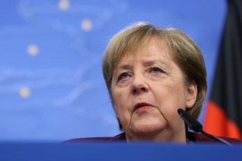 Angela Merkel / Foto Reuters