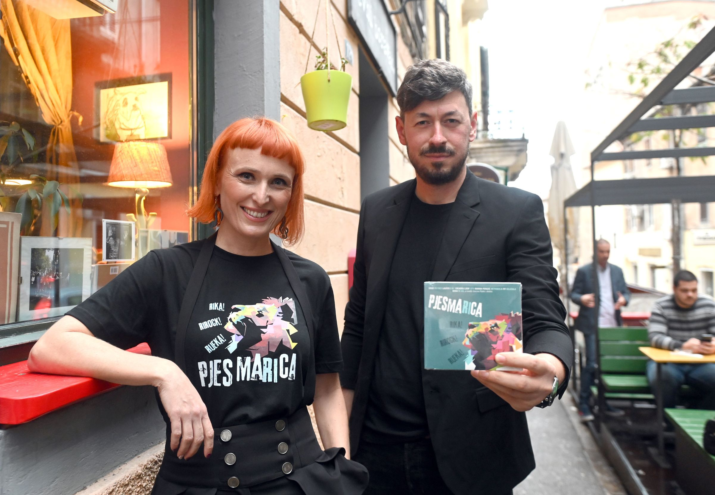 Jelena Fabijan i Darko Terlević / Foto Vedran Karuza