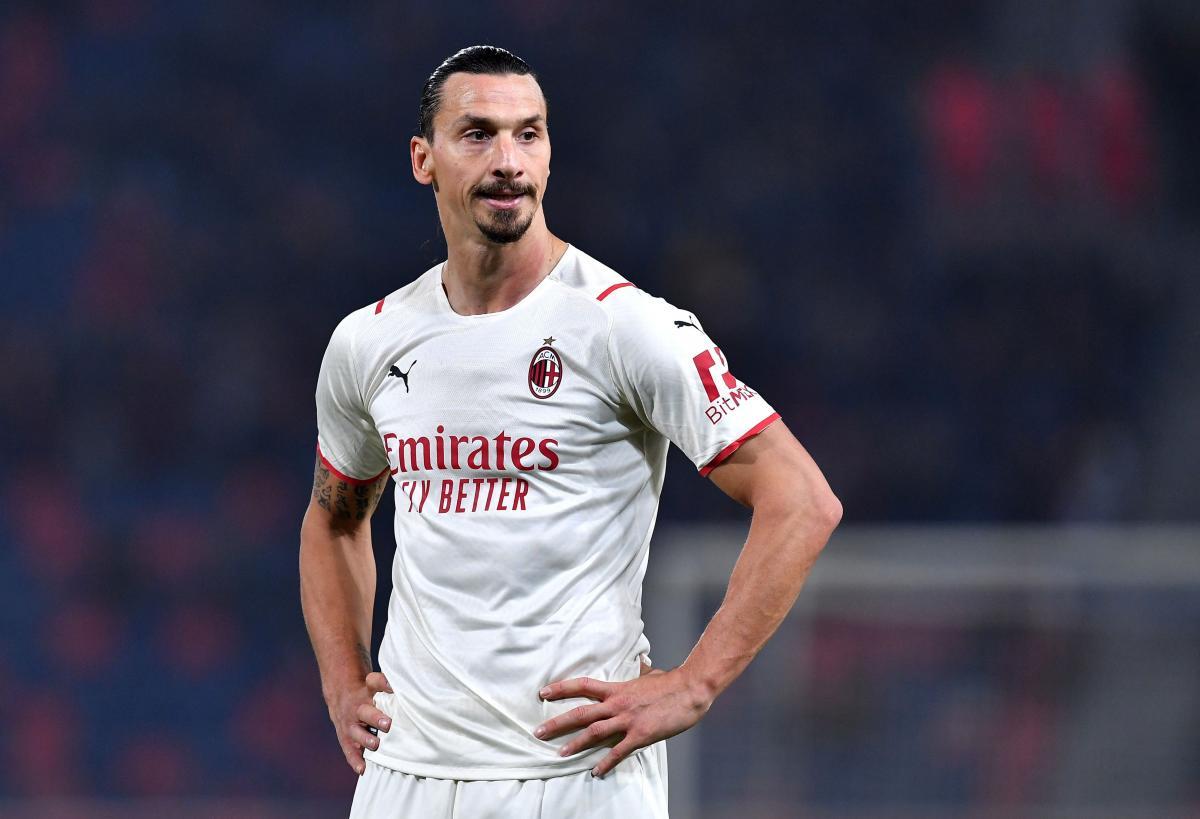 Zlatan Ibrahimović/Foto: REUTERS