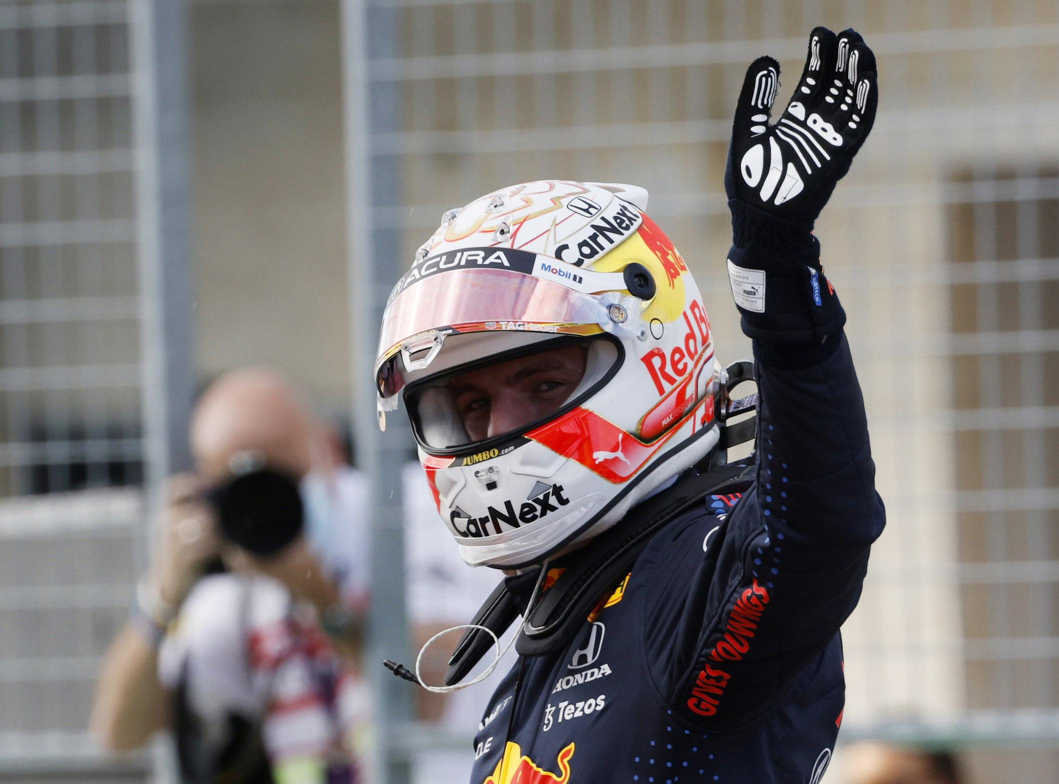 Max Verstappen/Foto REUTERS