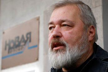 Dmitrij Muratov / Reuters