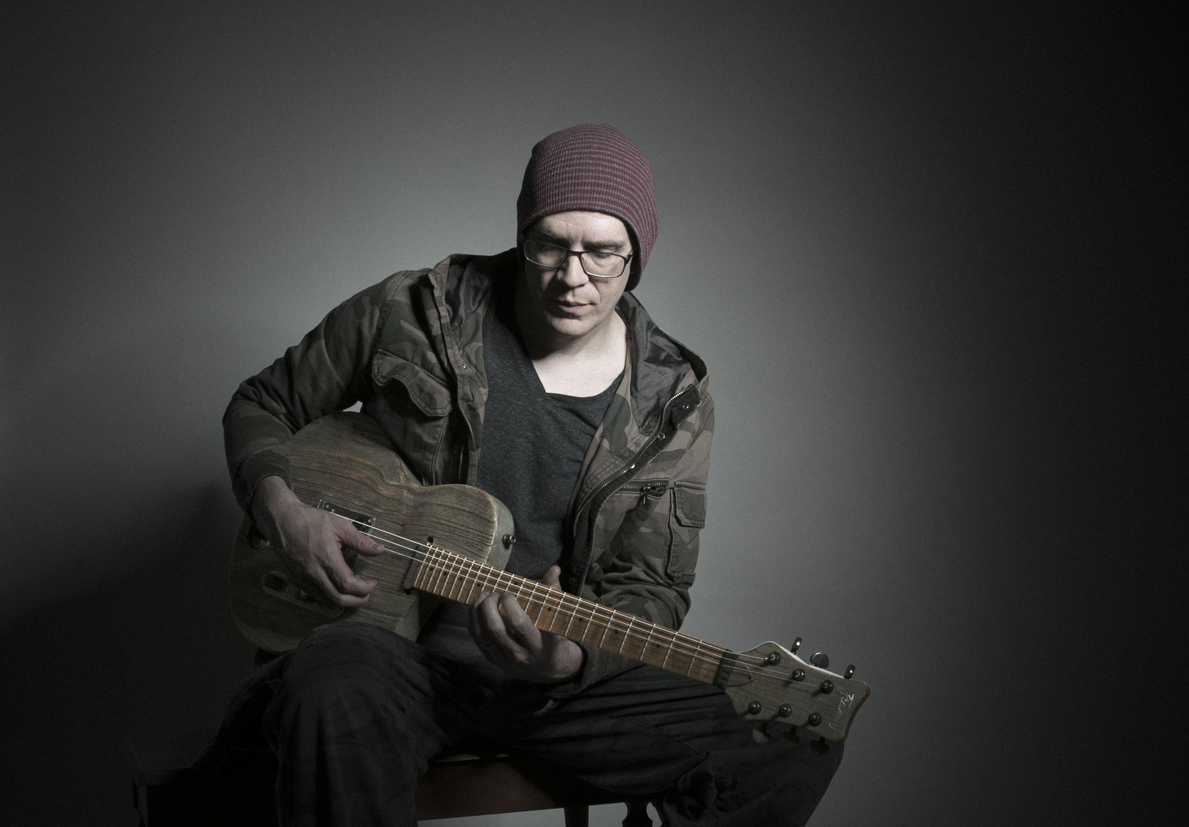Devin Townsend / Foto promo