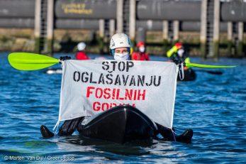 Foto Marten Van Dijl, Greenpeace
