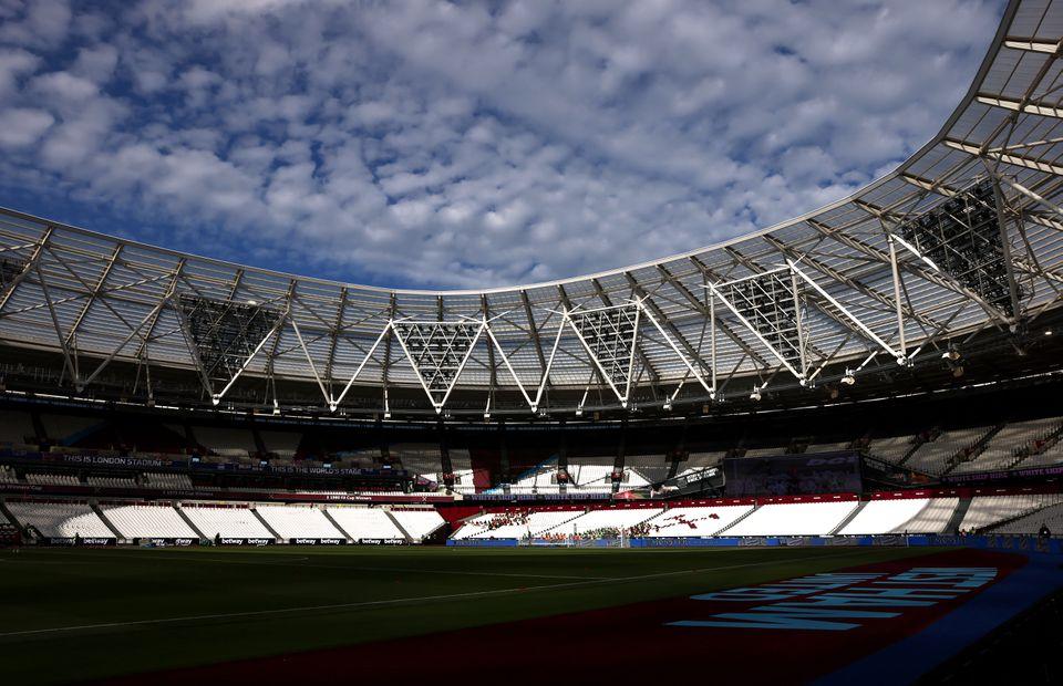 London Stadion/Foto REUTERS