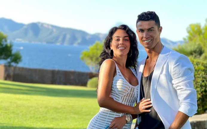 Cristiano Ronaldo i djevojka Georgina/Foto Instagram