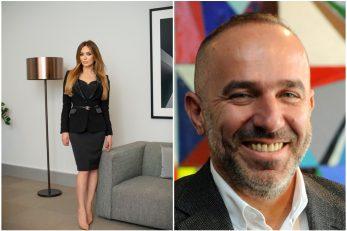 Barbara Mesić i Krunoslav Kapetanović