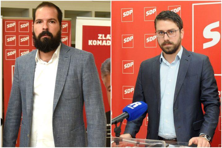 Vojko Braut i Marko Mataja Mafrici / Foto Marko Gracin